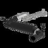 "MBRP 2.5"" Cat Back, Single Rear Exit, Black Coated, Jeep Wrangler/Rubicon 3.6L 2dr/4dr 2012 - 2018"