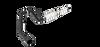 "MBRP 3"" Cat Back, Single Side, Black, Toyota Tundra 5.7L, EC-Std. & SB/CC-SB 2009 - 2020"
