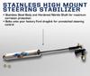"""Carli High Mount Stabilizer 08-17+ Ford F250/350 2.5"""" & 4.5"""" Lift"""