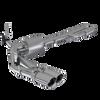 "MBRP 3"" Cat Back, Pre-Axle Dual Side Exit, T304 Chevy/GMC 1500 Silverado/ Sierra 4.3L, 5.3L (excluding reg cab short box) 2019 - 2021"