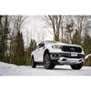 """MBRP 3"""" Cat Back, Dual Split Rear Exit, T304, Ford Ranger Ecoboost 2.3L 2019-2021"""