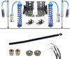 """Carli 2.5"""" Coilover 05-16 Ford F250/350 6.7L Leveling Kit, BASE"""