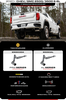 "MBRP 4"" Cat Back Exhaust 2020-2021 Chevy Silverado / GMC Sierra 2500/3500 6.6L, T304 SS"