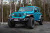 """MBRP 2.5"""" 2018-2020 Jeep Axle Back, Single Exhaust System XP Series"""