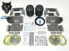 Pacbrake Ranger Air Spring Kit For 15-21 Ford F-150 4WD Pacbrake
