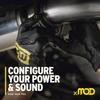 MagnaFlow 2021 Ram 1500 6.2L XMOD Series Cat-Back Performance Exhaust System