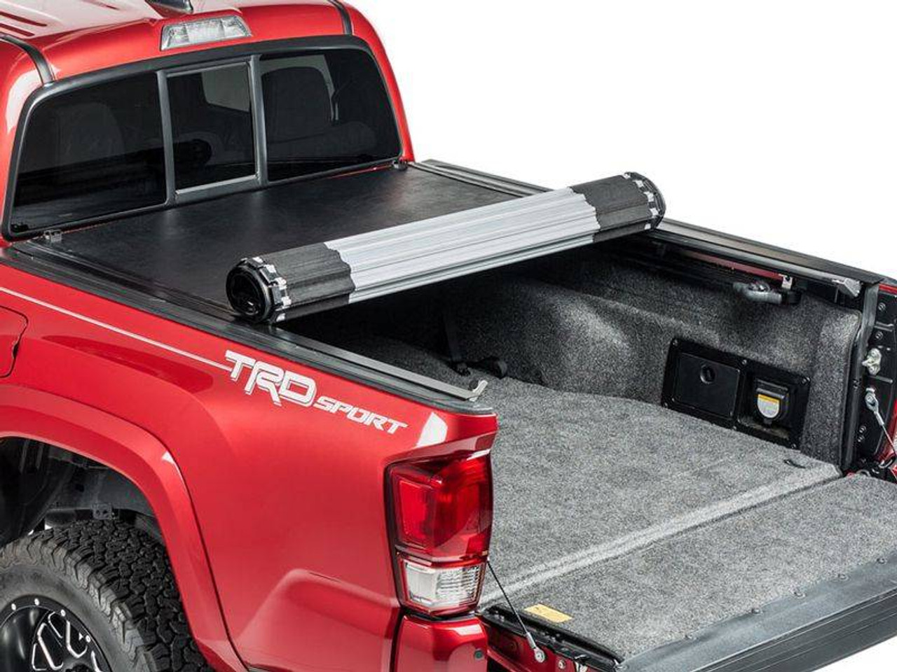 Bak Industries 39427 Bak Revolver X2 16 Tacoma 6ft W Deck Rail System