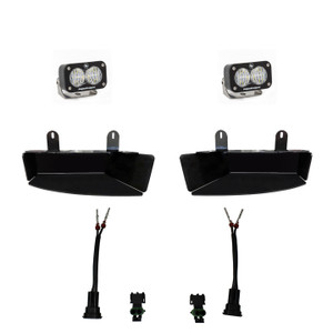Baja Designs Dodge Ram Light Kit For Ram 2500/3500 2019+ FPK S2 Sport w/ C 448042