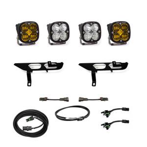 Baja Designs Fog Pocket Kit SAE Amber/Sport DC Ford F-150 2021+ 447698UP