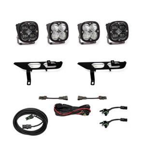 Baja Designs Fog Pocket Kit SAE Clear/Pro DC Ford F-150 2021+ 447699