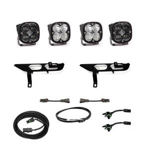 Baja Designs Fog Pocket Kit SAE Clear/Sport DC Ford F-150 2021+ 447697UP