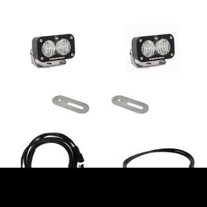 Baja Designs Ford Super Duty 2017+ LED Light Kit Reverse Kit w/Upfitter