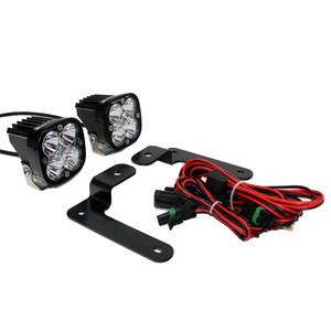 Baja Designs A-Pillar Light Kit 2018+ Jeep Wrangler JL 447504