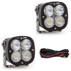 Baja Designs Jeep JL/JT Rubicon Steel Bumper LED Light Kit XL 80 447669
