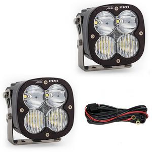 Baja Designs Jeep JL/JT Rubicon Steel Bumper LED Light Kit XL Pro 447668