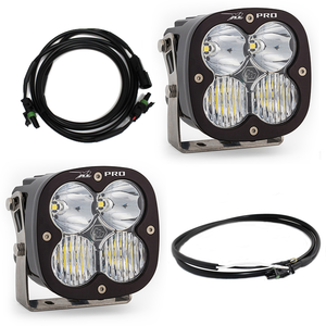 Baja Designs Jeep JL/JT Rubicon Steel Bumper LED Light Kit XL Pro 447668up