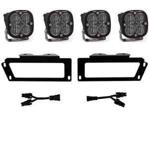 Baja Designs Fog Lights SAE Fog Pocket Kit 2010-2018 RAM 1500 09-12 Ram 2500/3500 447619