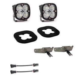 Baja Designs Fog Light Pocket Kit 2011-2016 Ford Super Duty