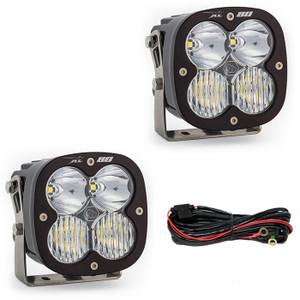 Baja Designs Steel Bumper LED Light Kit Jeep JL/JT Rubicon Toggle Switch