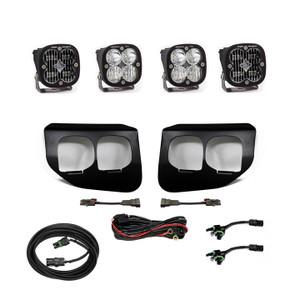Baja Designs Fog Lights Dual Pocket Kit Ford Super Duty 2020+