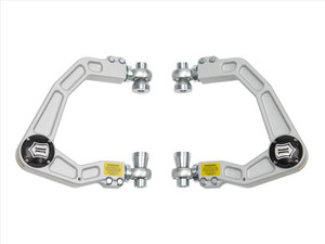 ICON Billet Aluminum Upper Control Arms Delta Joint 2019+ Ford Ranger