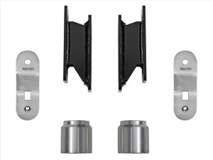 """ICON FRONT 4.5"""" BOX KIT 2008+ F250/F350 FORD SD"""