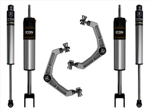 """ICON STAGE 1 SUSPENSION SYSTEM 0-2"""" 2020+ GMC 2500HD/3500"""