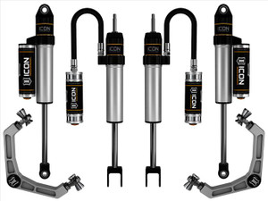 """ICON STAGE 2 SUSPENSION SYSTEM 0-2"""" 2020+ GMC 2500HD/3500"""