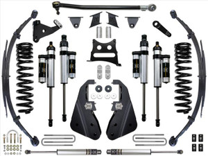 """ICON K67113 STAGE 3 SUSPENSION SYSTEM 7"""" 2017+ FORD F250/F350"""
