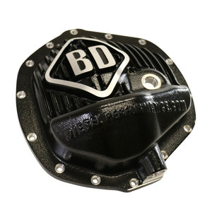 BD DIESEL REAR DIFFERENTIAL COVER AAM 14-BOLT W/REAR COIL SPRING DODGE 2013-2018 2500