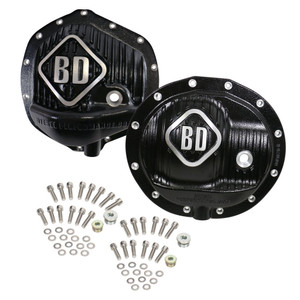 BD DIESEL DIFFERENTIAL COVER PACK FRONT AA 12-9.25 & REAR AA 14-11.5 DODGE RAM 2500 2014-2018 / RAM 3500 2013-2018