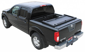 TruXedo Deuce 08-15 Nissan Titan with or w/o Track System 7' Bed