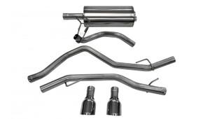 Corsa COR-14405 Cat Back Exhaust