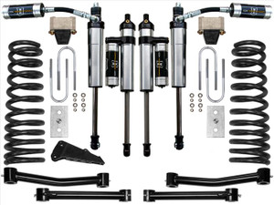 """ICON 2003-2008 DODGE RAM 2500/3500 4WD 4.5"""" STAGE 3 SUSPENSION SYSTEM"""