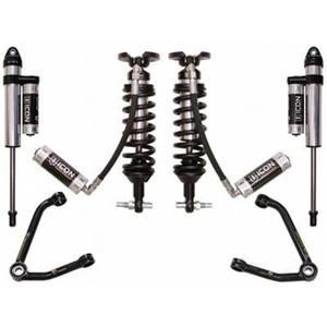 """ICON 2007-2018 GMC/CHEVY 1500 1-3"""" STAGE 4 SUSPENSION SYSTEM (SMALL TAPER)"""