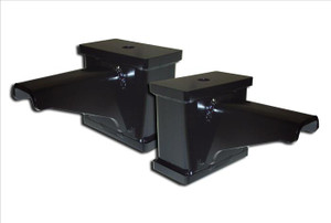 """ICON 2008+ FORD F250/F350 6"""" OFFSET BLOCK KIT"""