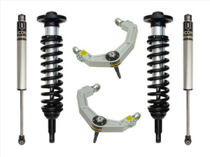 """ICON 2009-2013 FORD F150 2WD 0-2.63"""" STAGE 2 SUSPENSION SYSTEM W/ BILLET UCA"""