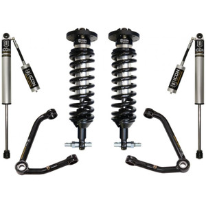 """ICON 2014-2018 GMC/CHEVY 1500 1-3"""" STAGE 2 SUSPENSION SYSTEM (LARGE TAPER)"""