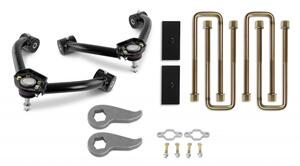 """Cognito 3"""" Standard Leveling Lift Kit for 2020-2021 GMC/Chevy Sierra/Silverado 2500/3500 2WD/4WD"""