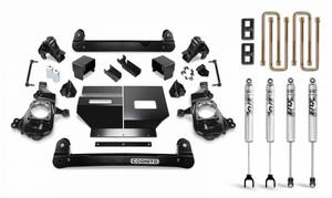 "Cognito 4"" Standard Lift Kit for 2020-2021 GMC/Chevy Sierra/Silverado 2500/3500 2WD/4WD"