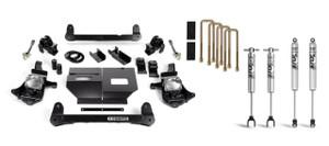 "Cognito 4"" Standard Lift Kit for 2011-2019 GMC/Chevy Sierra/Silverado 2500/3500 2WD/4WD"