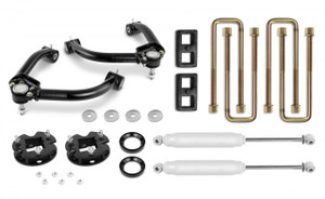 """Cognito 3"""" Standard Leveling Lift Kit For 2019-2021 GMC/Chevy Sierra/Silverado 1500 2WD/4WD"""