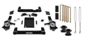 "Cognito 4"" Standard Lift Kit for 2019-2021 GMC/Chevy Sierra/Silverado 1500 2WD/4WD"