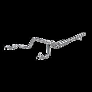 "MBRP 2.5"" Cat Back, Dual Rear , T304, Chevy/GMC 1500 Silverado/ Sierra 4.3L V6, 5.3L V8 2019 - 2021"