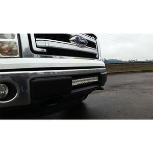 """Rigid 2009-2014 Ford F-150 Center Bumper Mount Fits 20"""" E-Series Pro E-Series Pro"""