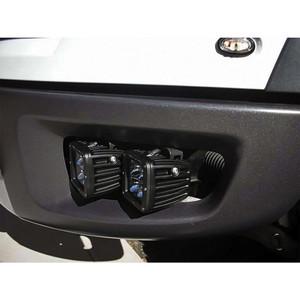 Rigid 2009-2014 Ford SVT Raptor Fog Light Mount D-Series Pro