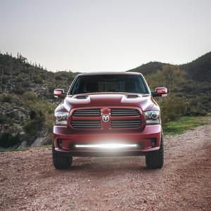 "Rigid 2013-2018 Dodge RAM 1500 Bumper Mount Fits 40"" SR-Series Light Bar"