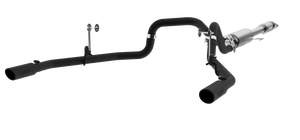 "MBRP 2.5"" Cat Back, Dual Rear, Black, Ford F-150 5.0L 2015 - 2020"