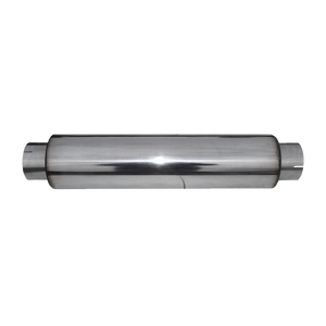 """MBRP 4"""" PRO Series Muffler, 24"""" Body 30"""" Overall, T304"""