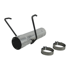 """MBRP 17"""" Muffler Delete Pipe, AL, Dodge Ram Replaces all 17"""" overall length mufflers 2007 - 2012"""